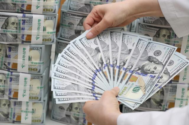 韩10月外储4063亿美元环比增30亿
