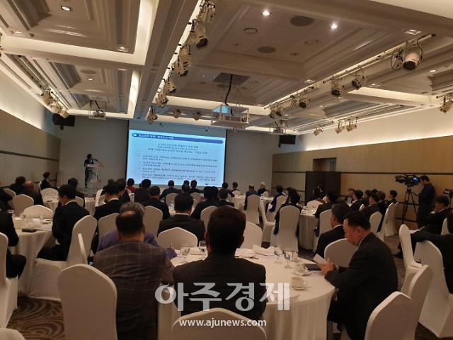 중견련, 조성욱 공정거래위원장 초청 특강