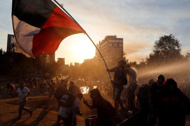 산티아고도 흔들…칠레 중부서 규모 6.0 지진