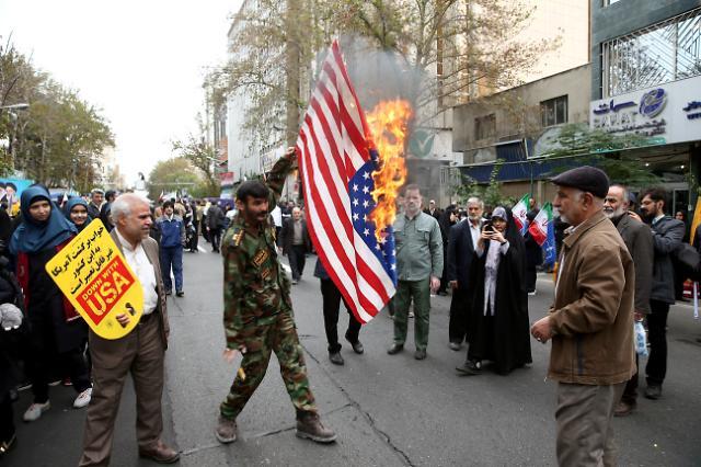 美 재무부, 이란 최고지도자 아들 포함한 이너서클 제재
