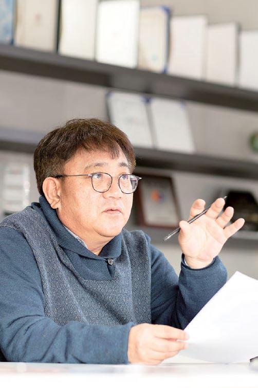 """""""克日 품목 '대전방지코팅제' 세계 시장 점령…수출바우처 덕 봤죠"""""""