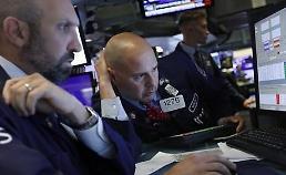 .[纽约股市收盘]道琼斯连续四天上涨势...史上最高值再次刷新.