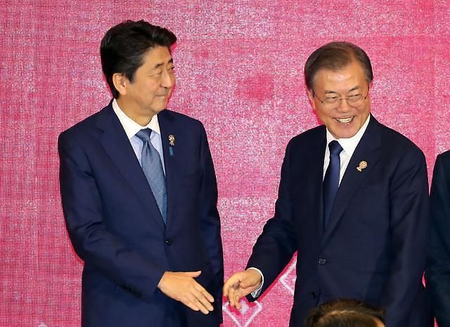 韩日针对解决矛盾核心争论强征劳工索赔案立场分歧
