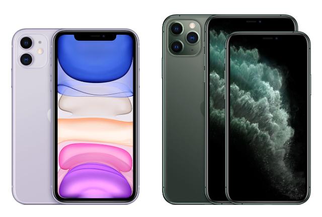 iPhone 11系列在韩热销 三星LGLTE手机大幅降价