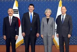 .美国务院三人帮集结首尔 就防务分担费GSOMIA等施压.