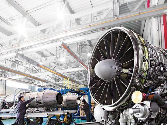 """韩华Aerospace与英国劳斯莱斯签署10亿美元规模的""""航空引擎零部件""""供应合同"""