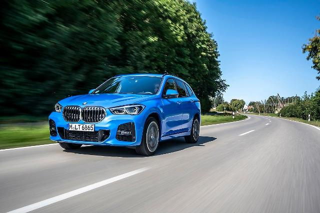 BMW코리아, 준중형 가솔린 SUV 뉴 X1 출시... 4900만원부터