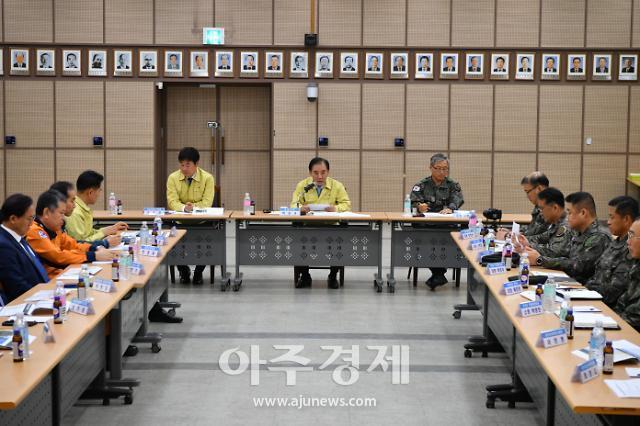 포천시, ASF 방역 추진상황 중간 보고회 개최
