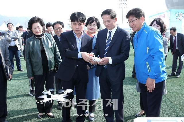 고양시, '드론, 평화를 품고 미래로 날다' 고양드론경진대회 개최