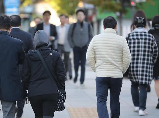 [天气]立冬, 忠清·岭南寒流警报...气温掉到零下