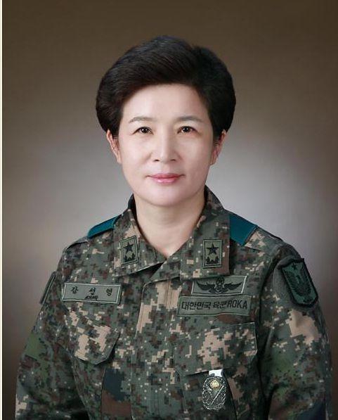 강선영 항공작전사령관, 여성 첫 투스타 역사