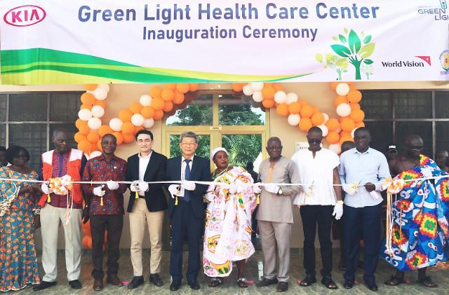 기아차, 글로벌 소외계층 생활환경 지원 속도