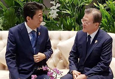 韩日本月19日举行局长级会议 商议贸易纷争解决对策