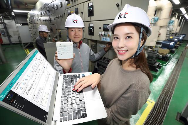 KT, AI가 빌딩 전력·가스 운용··· 기가 에너지 매니저로 비용 부담↓