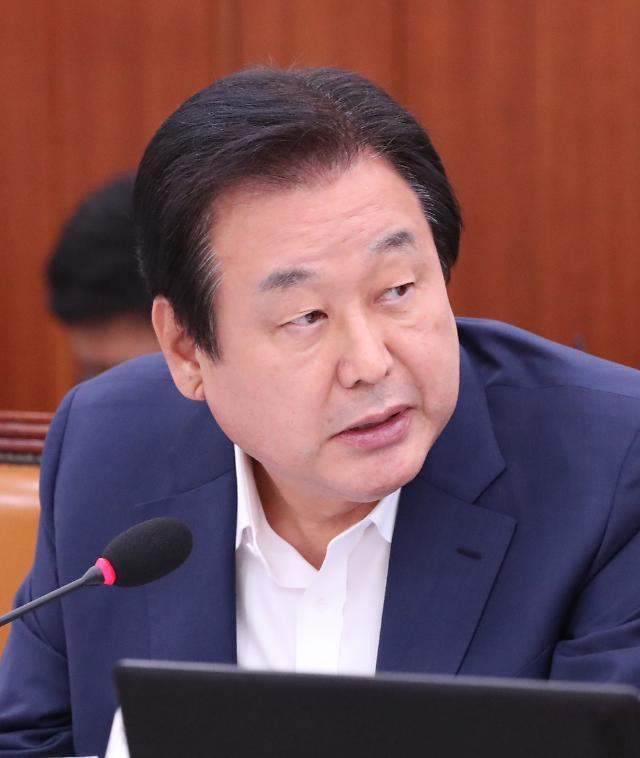 """김무성, 총선불출마 """"내 역할은 보수통합·정권교체"""""""