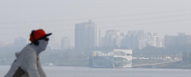 [날씨] 내일 미세먼지 호남·제주 '나쁨' 수도권 등은 '보통'