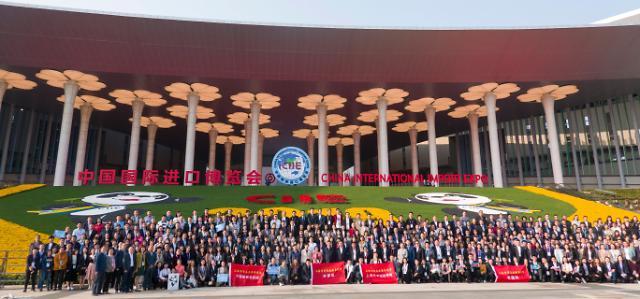 중국 수입박람회서 82조원 어치 물건 샀다