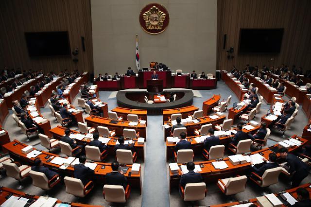 韩国会启动调整小组委员会审明年预算案