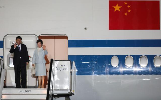 시진핑, 그리스에 선물보따리 안기나...유럽 껴안기