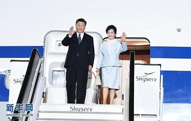 시진핑의 머니 파워 외교…건재함 과시