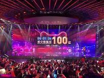 中国アリババ、光棍節の新記録行進・・・1時間で16兆ウォン突破