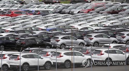中자동차 판매, 16개월 연속 하락...황금 10월 효과 無