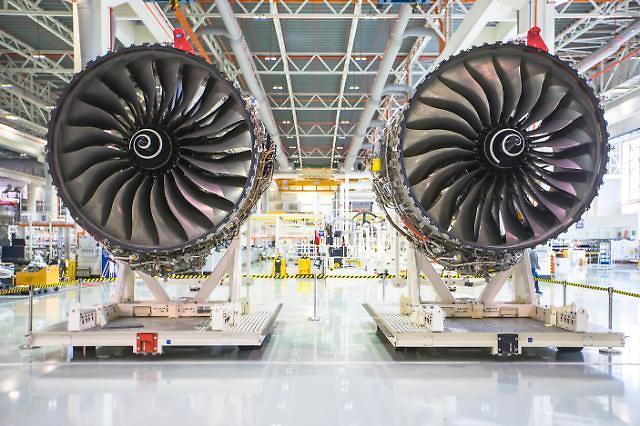 [现场报道]韩华航空与劳斯莱斯合作 目标直击航空引擎市场先锋