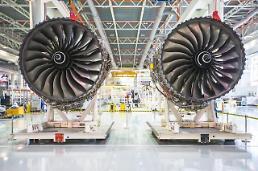 .[现场报道]韩华航空与劳斯莱斯合作 目标直击航空引擎市场先锋.