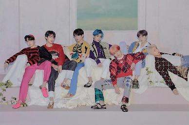 BTS album MAP OF THE SOUL: PERSONA returns to No. 1  of iTunes album charts after 7 months after release