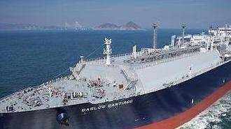 韩国造船业10月份订单量超越中国成为世界第一