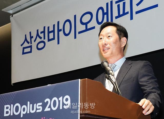 """""""매출 1조 기대""""…고한승 삼성바이오에피스 사장이 그린 청사진"""