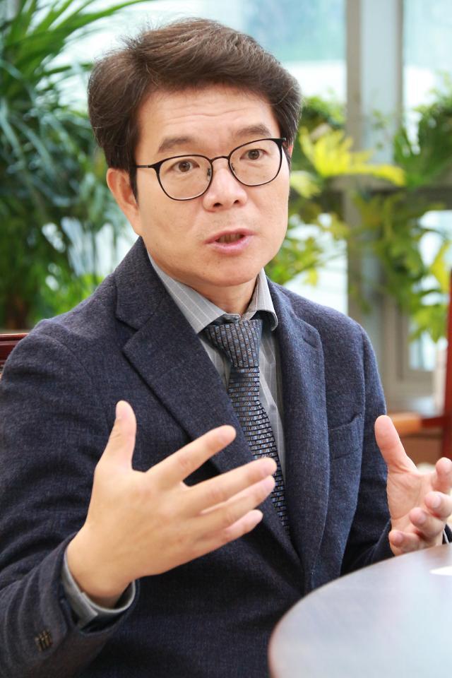 """[아주초대석] 정원오 성동구청장 """"지방분권 혜택 못보는데, 국책사업 부담 같이 지라니"""""""