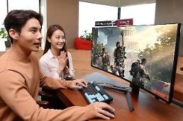 LG電子、韓国最大のゲームフェスティバルで「LGウルトラギア」モニター公開