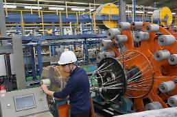 LS電線、破産した中小電線会社の工場買収の3ヵ月ぶりに正常稼動