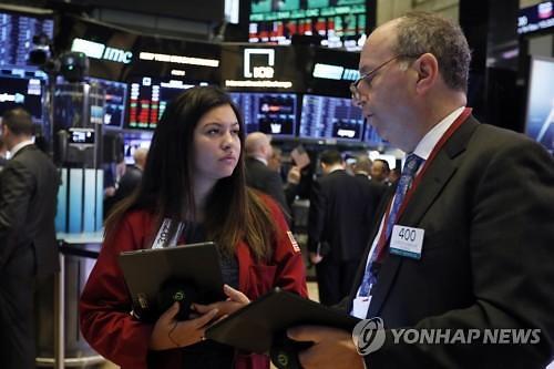 [뉴욕증시 마감] 무역합의 원론적 언급...S&P500 0.16%↑
