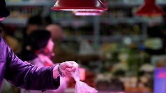 중국 돼지고기 가격 열달 만에 깜짝 하락한 배경