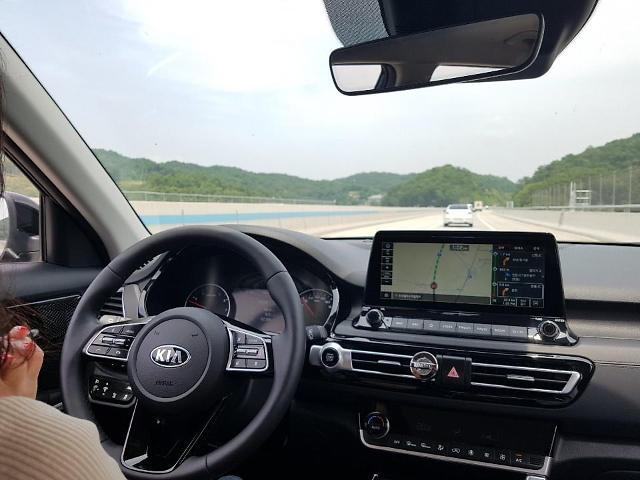 """[시승기]기아차 SUV 셀토스...""""디자인ㆍ주행 성능 둘 다 잡았다"""""""