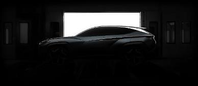 Hyundai Motor reveals teaser content for concept plug-in hybrid SUV