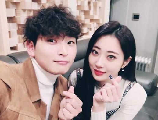 郑珍云和景丽恋情曝光 已交往两年