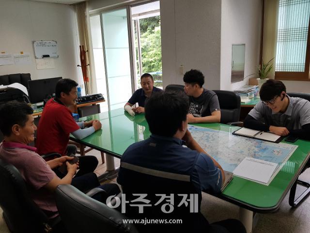 대전통영고속道 함양휴게소(하남방향) 납품업체 상생협의회