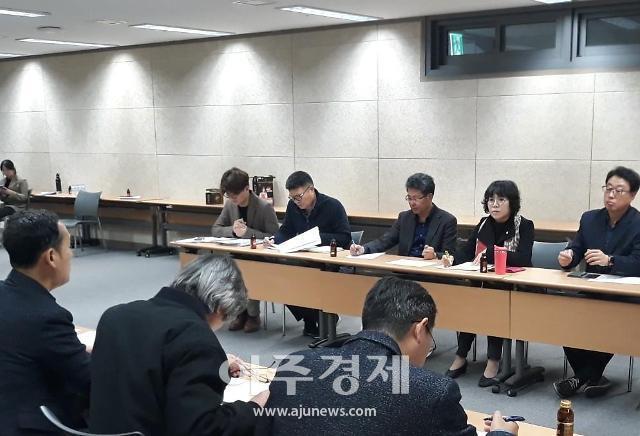 화성시의회 박연숙 의원, 향남2지구 자동집하시설 관련 간담회 개최