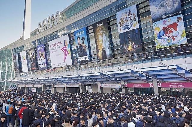 [영상] [지스타 2019] 국내 최대 게임전시회 개막 D-1, 막바지 준비로 분주한 현장
