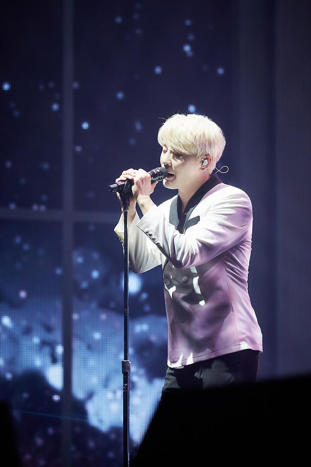 김준수, '발라드&뮤지컬 콘서트' 14일 저녁8시, 티켓오픈···치열한 피켓팅 예고