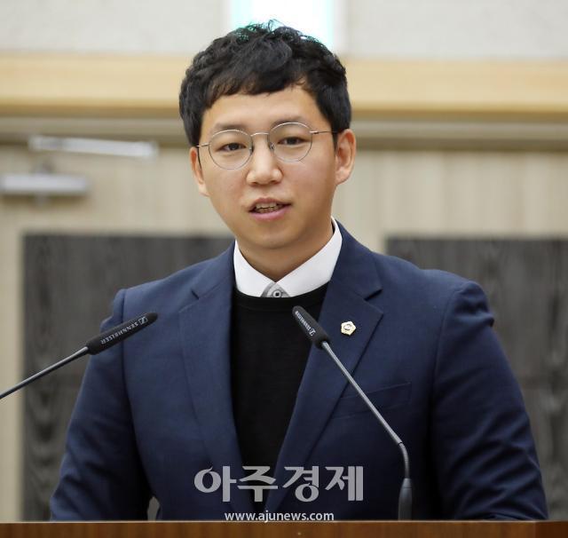 """[로컬 정치] 손인수 세종시의원 """"저상버스 도입과 노선확대 촉구"""