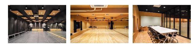 인천공연예술연습공간, 2020년도 상반기 정기 ‧ 수시대관 접수