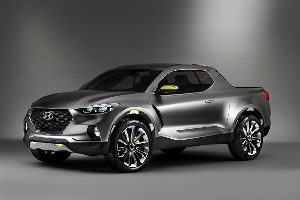 Hyundai Motor reveals $410 mln project to produce new pickup truck in U.S.
