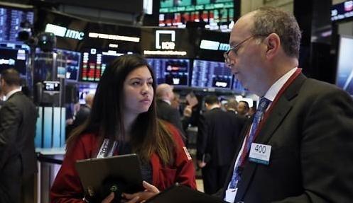 [纽约股市收盘]中美贸易协商又乌云密布...股市混乱