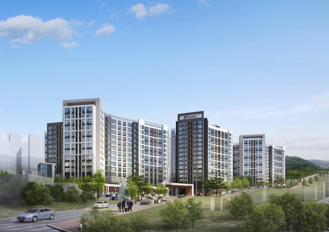 현대건설 힐스테이트 홍은 포레스트 15일 모델하우스 오픈