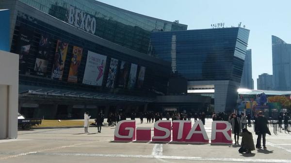 韩最大游戏展G-STAR开幕 网石游戏等公开新作