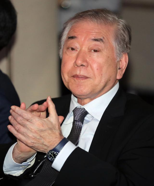 문정인 특보 방중…中외교부 부부장과 북·미협상 등 논의